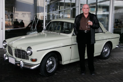 Vehicle 1 1966 VOLVO 122S mint condition original car
